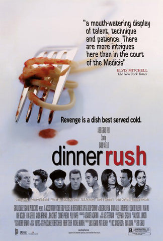 Dinner Rush (2001) (C) - Anthology Ottawa