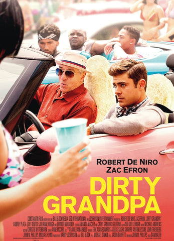 Dirty Grandpa (2016) (HNR) - Anthology Ottawa
