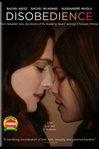 Disobedience (2017) (HNR)