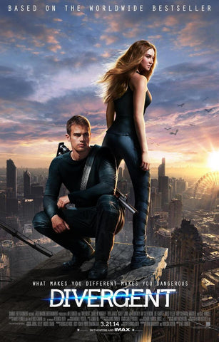 Divergent (2014) (C) - Anthology Ottawa