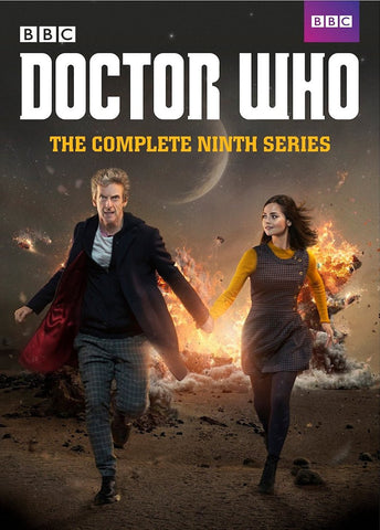 Doctor Who: The Complete Ninth Series (2014) (THNR) - Anthology Ottawa