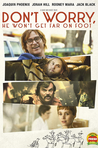 Don't Worry, He Won't Get Far On Foot (2018) (HNR)