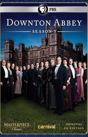 Downton Abbey: Season 3 (2013) (TIC) - Anthology Ottawa