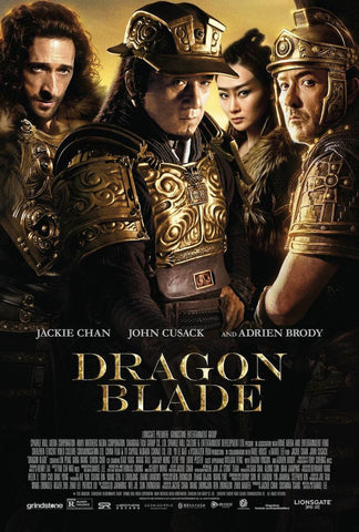 Dragon Blade (2015) (HNR) - Anthology Ottawa