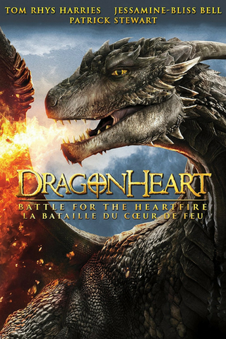 Dragonheart: Battle For the Heartfire (2017) (HNR) - Anthology Ottawa
