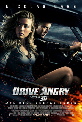 Drive Angry (2011) (C) - Anthology Ottawa