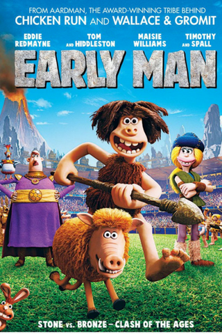 Early Man (2018) (HNR) - Anthology Ottawa