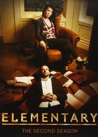 Elementary: The Second Season (2013) (TC14) - Anthology Ottawa