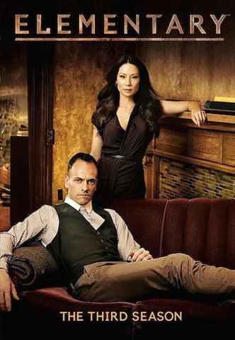 Elementary: The Third Season (2014) (TNR14) - Anthology Ottawa