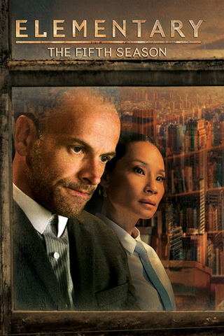 Elementary: The Fifth Season (2016) (TNR14) - Anthology Ottawa