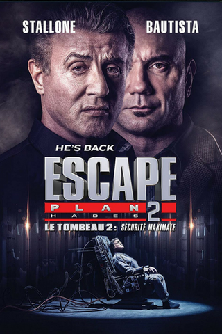 Escape Plan 2 (2018) (HNR)