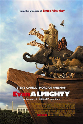Evan Almighty (2007) (C) - Anthology Ottawa