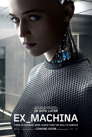 Ex Machina (2015) (7NR) - Anthology Ottawa