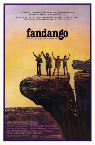 Fandango (1985) (C) - Anthology Ottawa