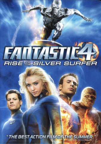 Fantastic 4: Rise Of The Silver Surfer (2007) (C) - Anthology Ottawa