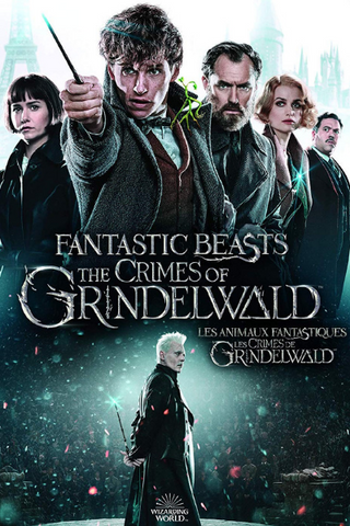Fantastic Beasts: The Crimes of Grindelwald (2018) (HNR)