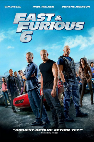 Fast and Furious 6 (Furious 6) (2013) (C)