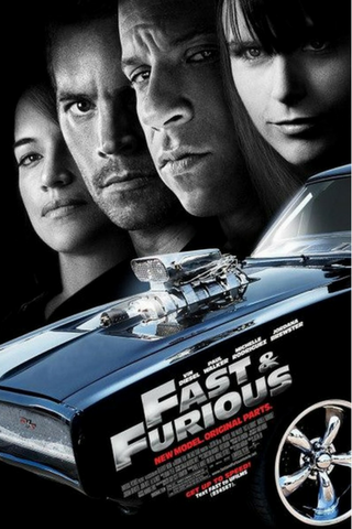 Fast and Furious (Fast & Furious 4) (2009) (C)
