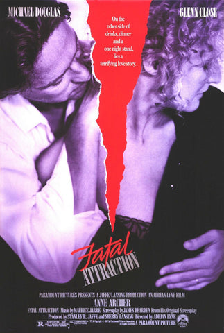 Fatal Attraction (1987) (C) - Anthology Ottawa