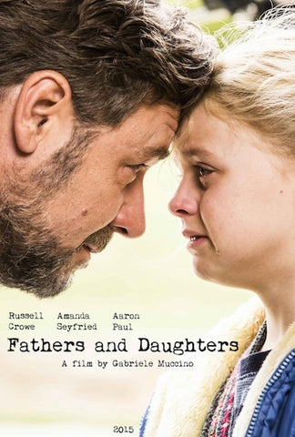 Fathers and Daughters (2015) (HNR) - Anthology Ottawa
