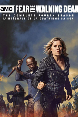 Fear the Walking Dead: Season 4 (2018) (THNR14)