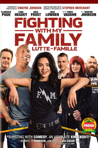 Fighting With My Family (2019) (HNR)