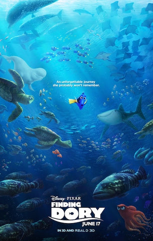 Finding Dory (2016) (HNR) - Anthology Ottawa