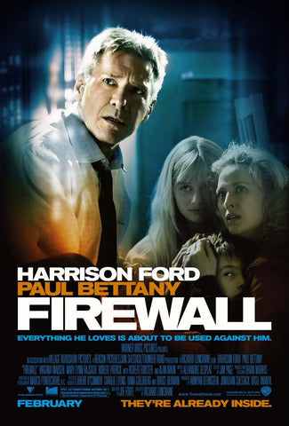 Firewall (2006) (C) - Anthology Ottawa