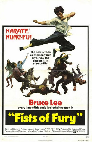 Fists of Fury (1971) (IC) - Anthology Ottawa