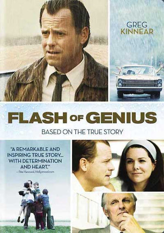 Flash of Genius (2008) (C) - Anthology Ottawa