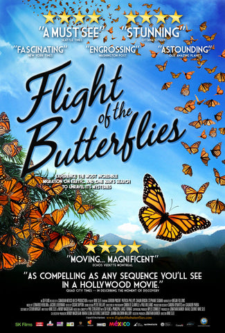 Flight of the Butterflies (2012) (HNR) - Anthology Ottawa