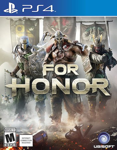 For Honor (2017) PS4 (GHNR)