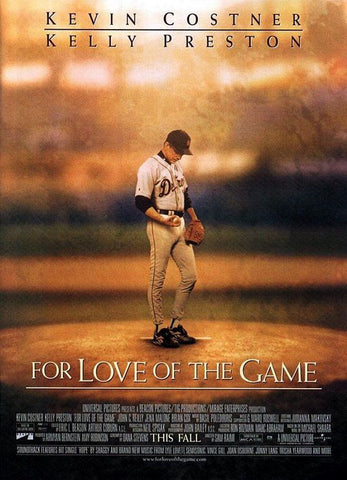 For Love Of The Game (1999) (C) - Anthology Ottawa