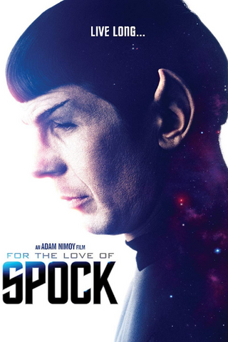 For the Love of Spock (2016) (HNR)