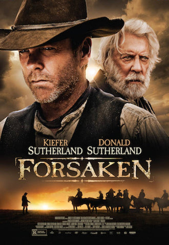 Forsaken (2015) (HNR) - Anthology Ottawa