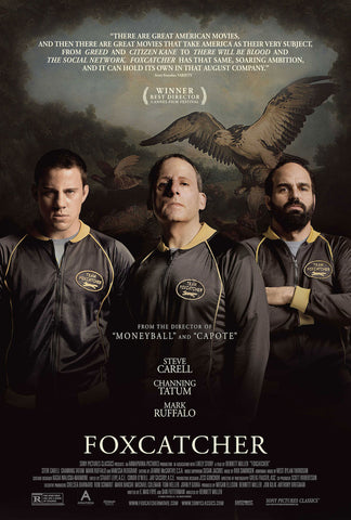 Foxcatcher (2014) (7NR) - Anthology Ottawa