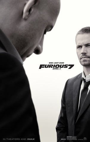 Furious 7 (2015) (7NR) - Anthology Ottawa