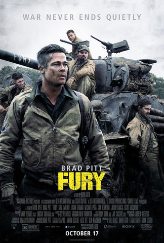 Fury (2014) (7NR) - Anthology Ottawa