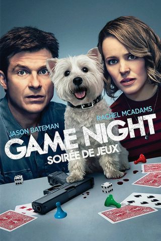 Game Night (2018) (HNR)