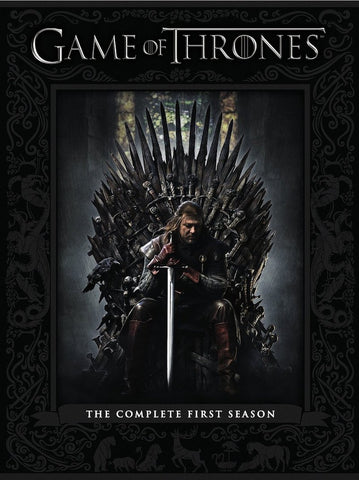 Game of Thrones: The Complete First Season (2011) (TC) - Anthology Ottawa