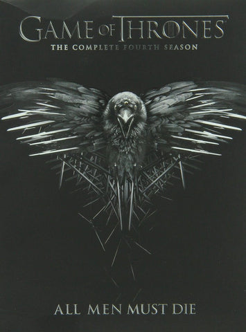 Game of Thrones: The Complete Fourth Season (2014) (TNR) - Anthology Ottawa