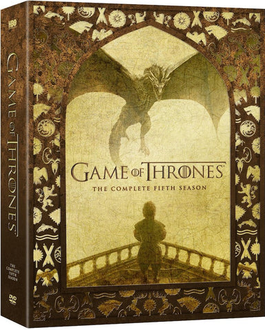 Game of Thrones: The Complete Fifth Season (2015) (THNR) - Anthology Ottawa