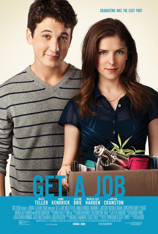 Get A Job (2016) (HNR) - Anthology Ottawa