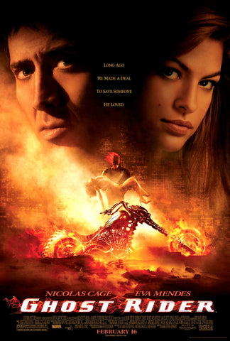 Ghost Rider (2007) (C) - Anthology Ottawa