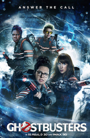 Ghostbusters (2016) (HNR) - Anthology Ottawa