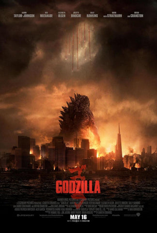 Godzilla (2014) (C) - Anthology Ottawa