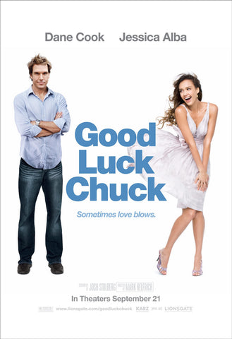 Good Luck Chuck (2007) (C) - Anthology Ottawa
