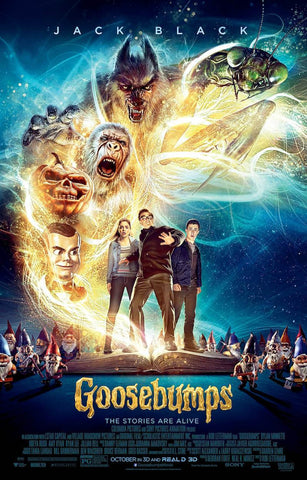 Goosebumps (2015) (HNR) - Anthology Ottawa