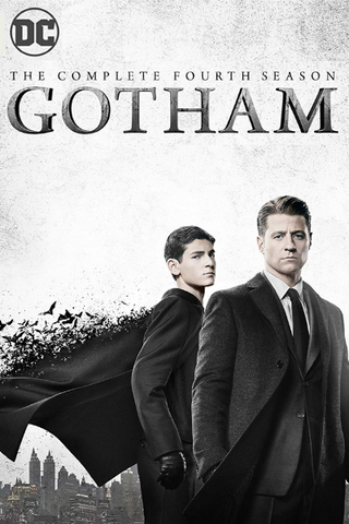Gotham: The Complete 4th Season (2017) (THNR14)