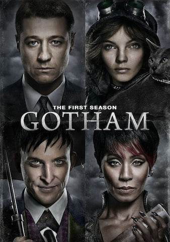 Gotham: The Complete First Season (2014) (TNR14) - Anthology Ottawa